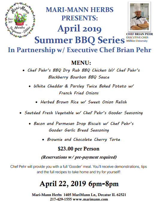 Gooder Cooking Show with Chef Brian Pehr BBQ Series/Grilled Chicken