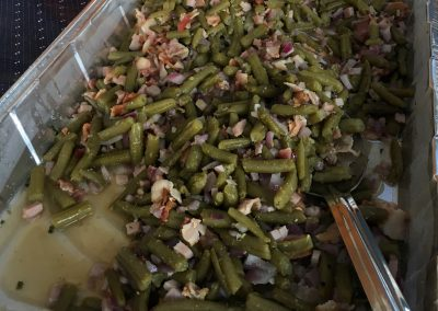 Sept 16 2019 Sautéed Green Beans