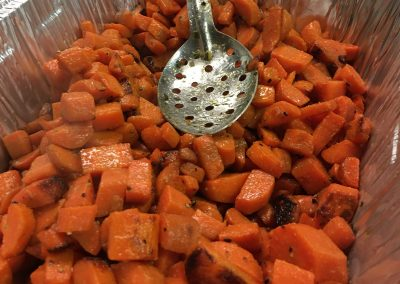 Sautee of Garden Carrots with Chefs Gooder Vegetable Seasoning